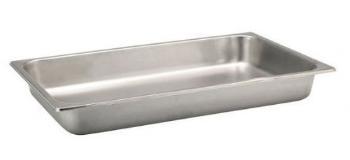 Premier Stainless Steel Gastronorm Pan - Full Size 1/1 10.5cm
